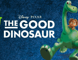 The Good Dinosaur нови филми