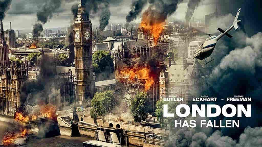 London Has Fallen бг