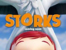 storks нови филми