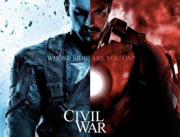 Captain America 3 Civil War нови филми