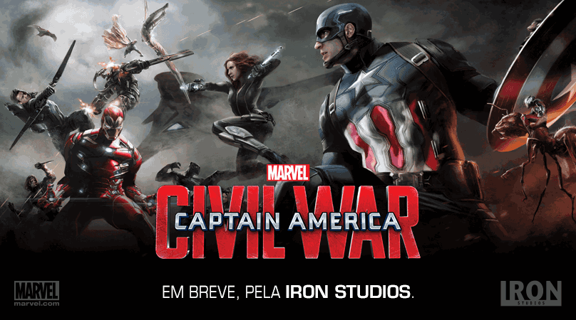 Captain America: Civil War нови филми