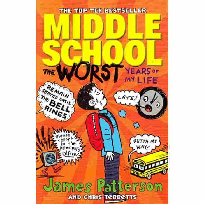 Middle School: The Worst Years of My Life нови филми