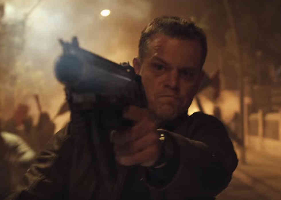 Jason Bourne нови филми
