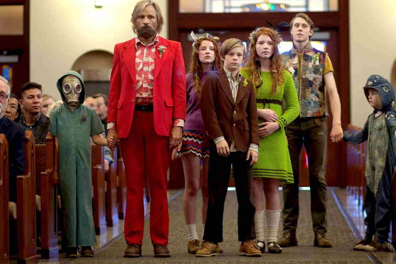 Captain Fantastic нови филми