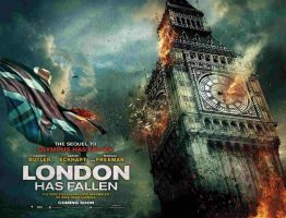London Has Fallen нови филми